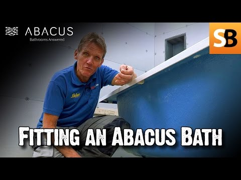 How to Fit a Bath and Prevent it Wobbling