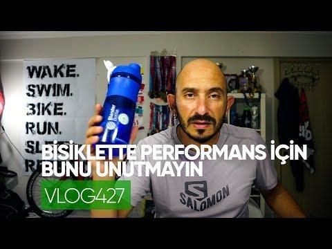 Bisiklette Performansınızı Etkileyen En önemli şey | Asla Durma Vlog427