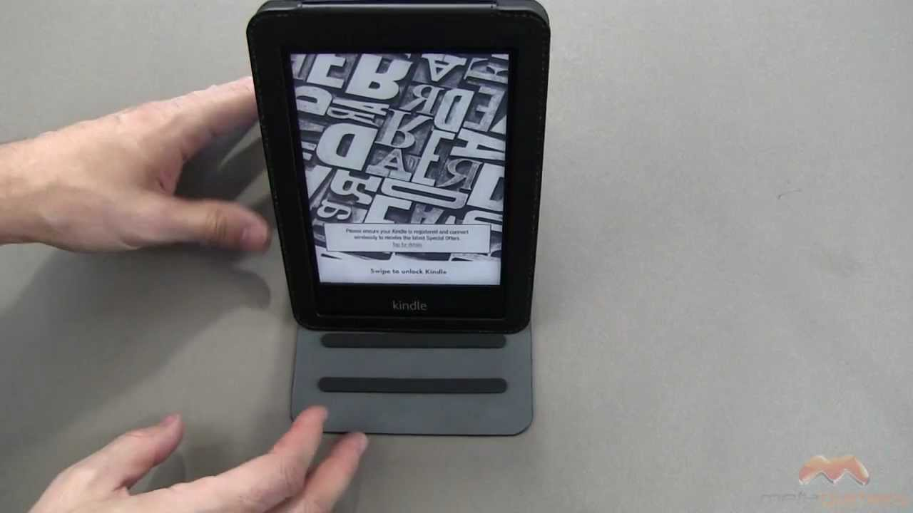 Kindle Paperwhite Case - Poetic Vertical Flip Cover