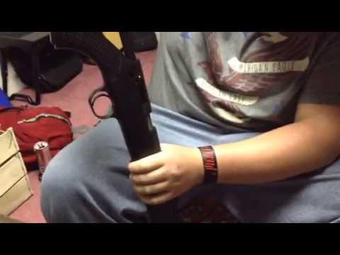 How to clean your cva buckhorn muzzleloader