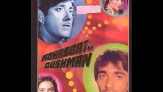 Bahut Kat Chuka Hain - Mohabbat Ke Dushman (1988)