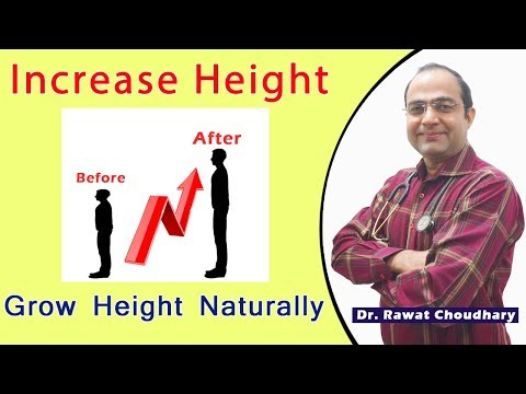 Increase Height Naturally After 18 | लम्बाई बढ़ाए | Best Medicine To Increase Height