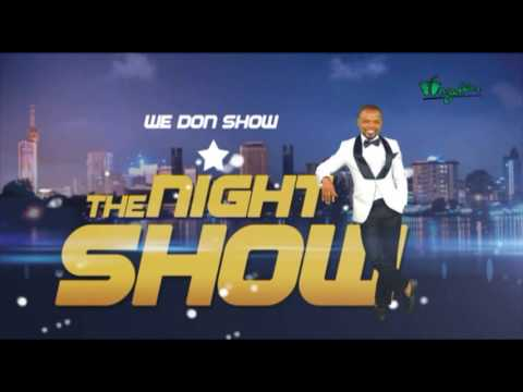 THE NIGHT SHOW - Interview with Tracy & Treasure Daniels (Film Makers) PT.2