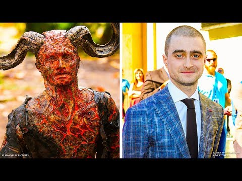 13 Famous Actors Before and After Movie Makeup