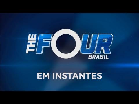 LIVE THE FOUR I Finalistas comentam 4º episódio