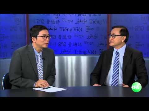 Interview With Sam Rainsy