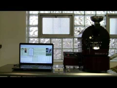How to Connect a Coffee Roaster to a Computer