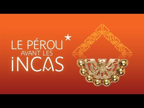 Le Pérou avant les Incas | Exposition au musée du quai Branly - Jacques Chirac