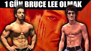 1 Gün Bruce Lee Antrenman ve Beslenme Programı!