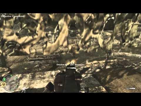 Call of Duty World at War: Co-op Die erste Marine Division mit leichten fails