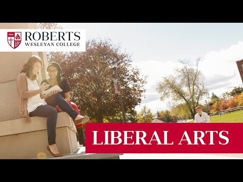 Liberal Arts Education at Roberts Wesleyan College