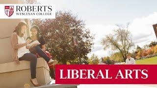 Liberal Arts Education at Roberts Wesleyan College