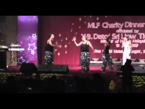 The B Cademy formerly DBR @ Malaysian Liver Foundation Charity Dinner