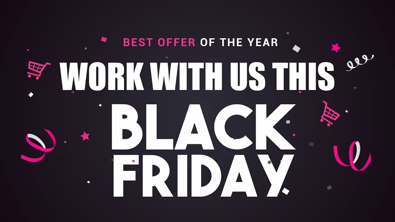 Work With Us Black Friday - Utah SEO Ninja