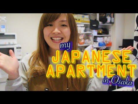 My Japanese Apartment in Osaka | レイチェルの部屋ツアー