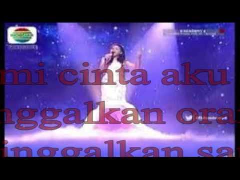 Putri D'Academy 4 - Seujung Kuku vs Weni D'Academy Asia 2 - Seujung Kuku + Lirik (Luar Biasa)