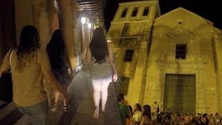 Cartagena Colombian Nightlife: Cartagena de Indias & Getsemani [Subtitulado en Español]