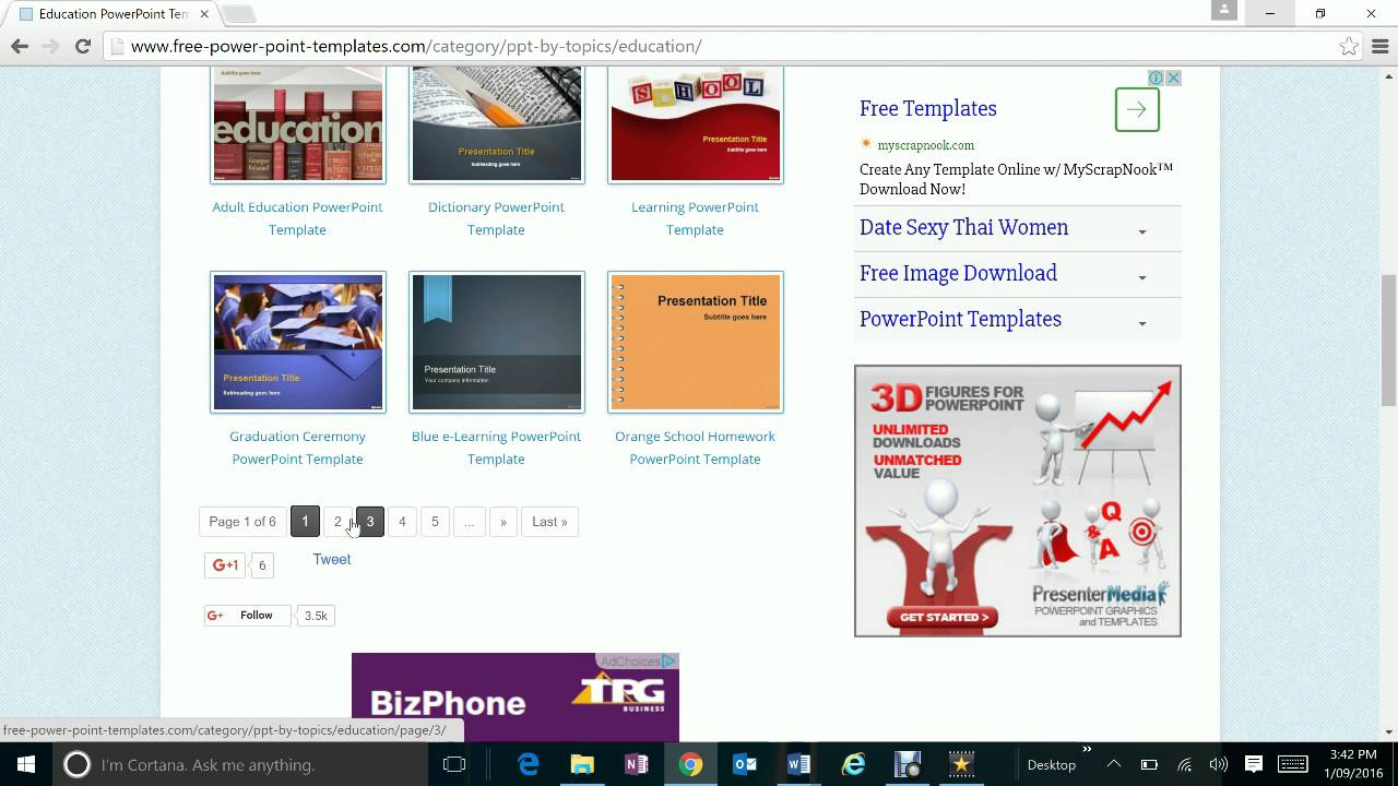 how to download a free powerpoint template - youtube, Powerpoint templates