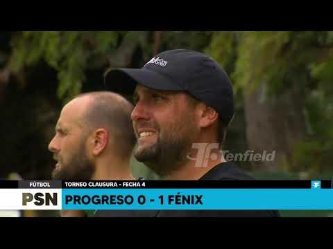 Progreso Fenix Goals And Highlights