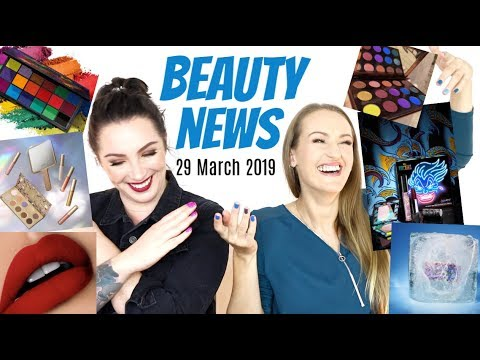 BEAUTY NEWS – 28 March 2019 | Multichrome, Villains & the return of Icy Betch