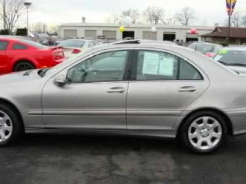 preowned 2006 mercedes benz c350 tacoma wa youtube. Black Bedroom Furniture Sets. Home Design Ideas