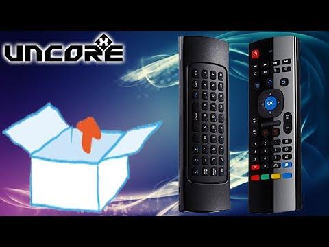 Unboxing - Uncorex Air Maus Mouse Remote Control Fernbedienung