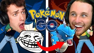 POKEMON GO: EVOLUTION CALCULATOR TROLL [7] thumbnail