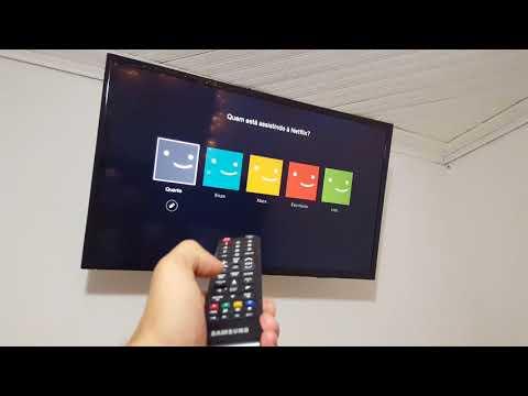 TV SMART ERRO NW-2-5 NAO ABRE NETFLIX