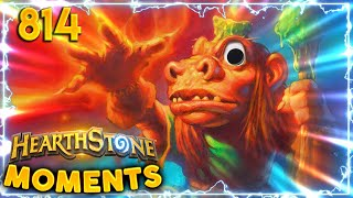 The RNG-Gods Are A Tuff Crowd To Please   Hearthstone Daily Moments Ep.814