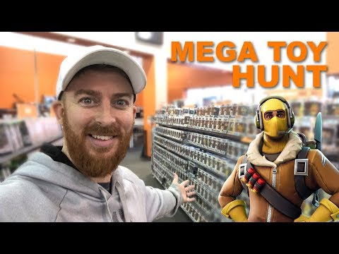 Mega Toy Hunt - Bought Way Too Much