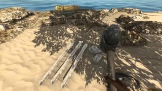 Играем в Stranded Deep №1