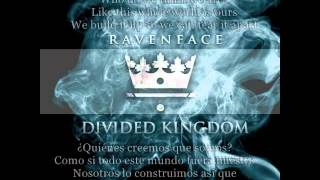Ravenface-Be Silent Lyrics (Ingles-Español)