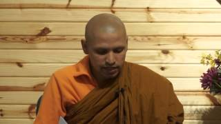 Evening Chanting with Bhante Kusala - word by word
