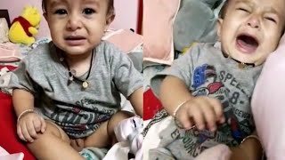 #Crying | Funny Baby Video 2021