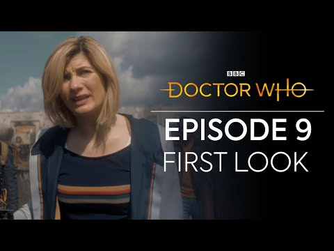FIRST LOOK: Episode 9 | Ascension Of The Cybermen | Doctor Who: Series 12