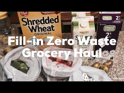 Mid-Week Zero Waste Fill-in Haul