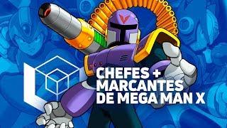 Os chefes mais marcantes de Mega Man X