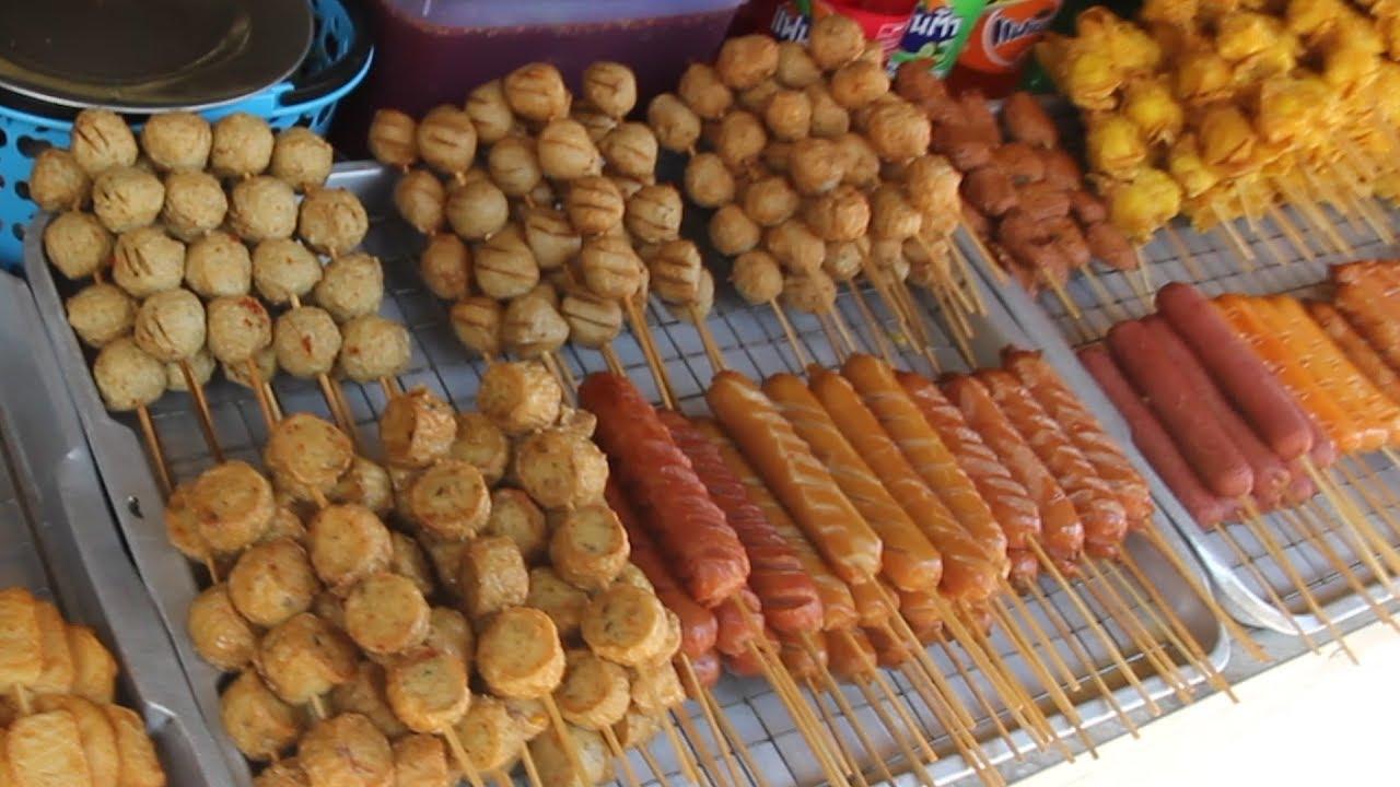 Youtube Thai Food Street