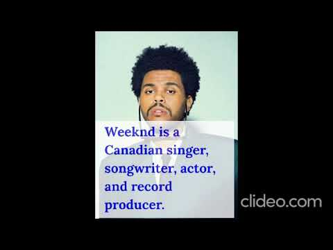 The Weeknd: Things you don't know about the rapper??
