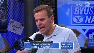 BYUSN Interview - BYUtv Sports Analyst Blaine Fowler - 07.16.18