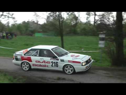 5 Rajd Mikołowski 2016 - Mariusz Polak / Tadeusz Gargas - Audi B2 Coupe Quattro