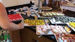 Турция, Кемер, 6 июля 2018 г. Отель Озкаймак Марина. Обед и номера