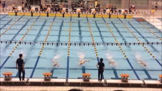 2016 12 04 神奈川マスターズスプリント大会 100m自由形 天井翼 検索動画 25