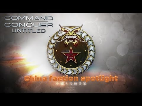 Command & Conquer Mod Spotlight | C&C Untitled [China Faction]