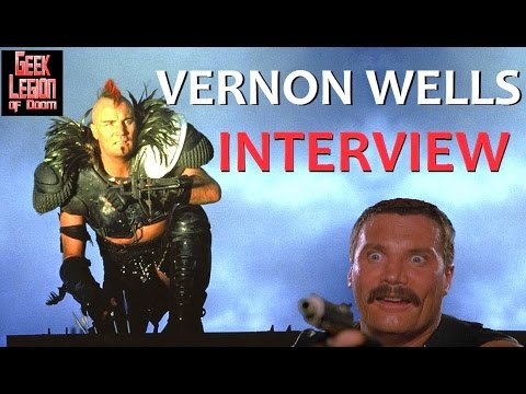Vernon Wells as Ransik from 'Power Rangers Time Force ...  |Vernon Wells Power Rangers