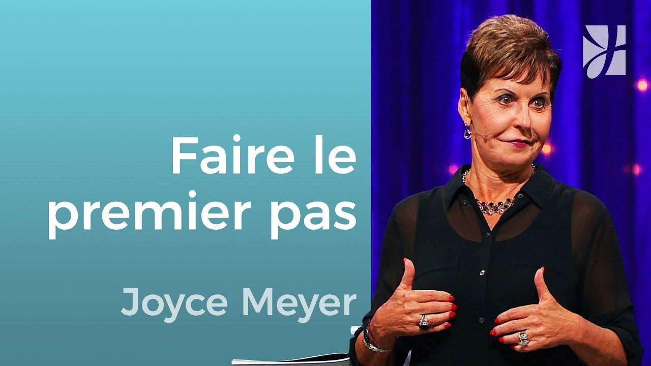 Faites ce que vous savez faire - Joyce Meyer - Grandir avec Dieu