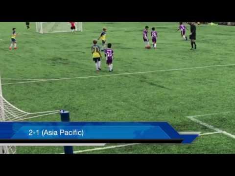 U9 JSSL International 7s (LFA vs Asia Pacific Soccer School)