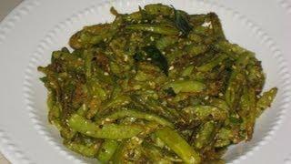 Tindora / Ivy gourd fry recipe