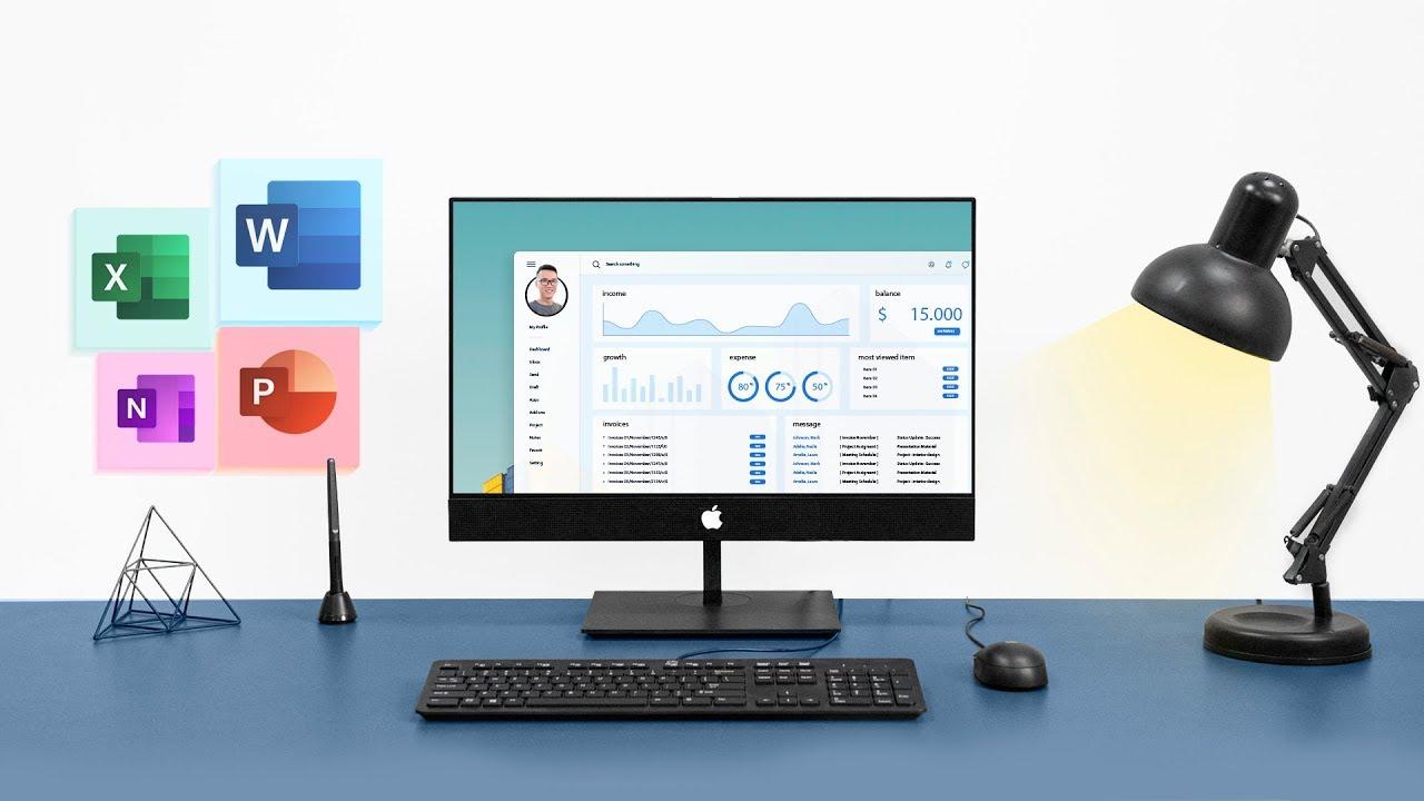 Đánh giá HP ProOne 400 G5 máy tính All in one