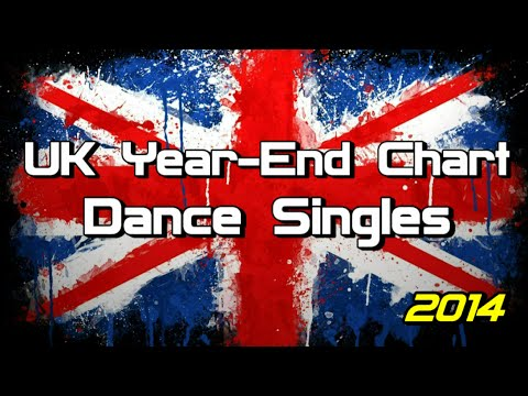 UK Top 40 - Dance Singles | Year-End Chart Of 2014